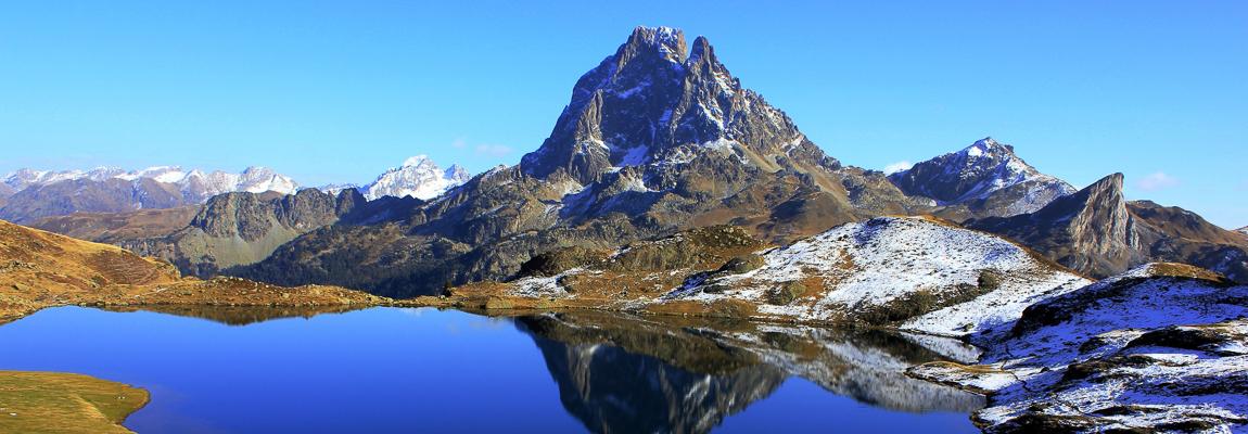Randonnées au Pays Basque et en Béarn