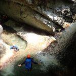 Canyon d'Harpea Ur eta Lur Canyoning et Randonnée