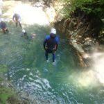 Canyon de Bious, Ur & Lur, Canyoning et Randonnée