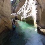 Canyon de la Peonera, Ur & Lur, Canyoning et Randonnée